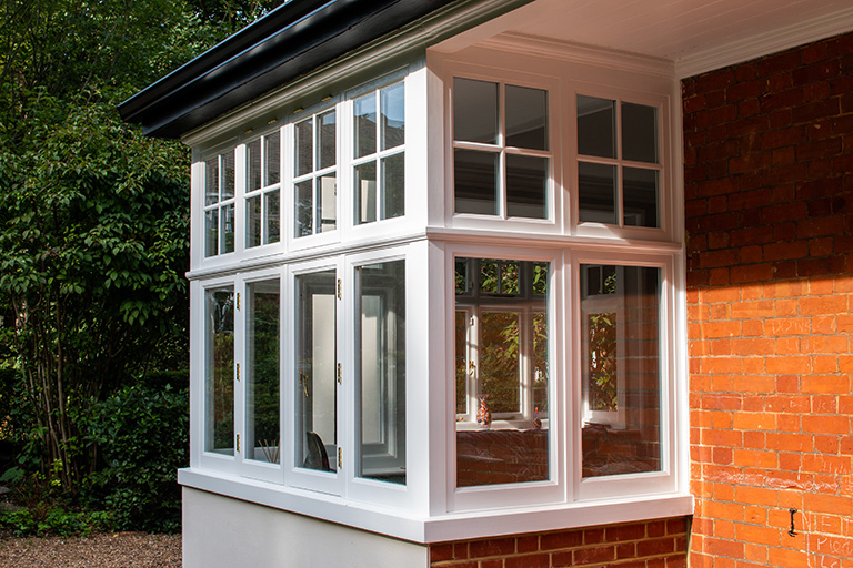 Double Glazed Sash Windows Offered by London's Leading SJB Sash Specialist