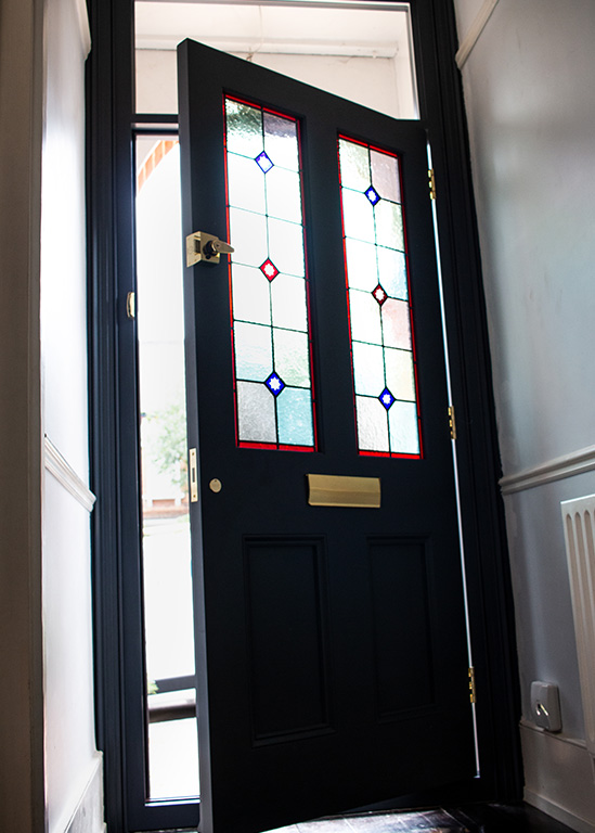 Composite Timber Doors London