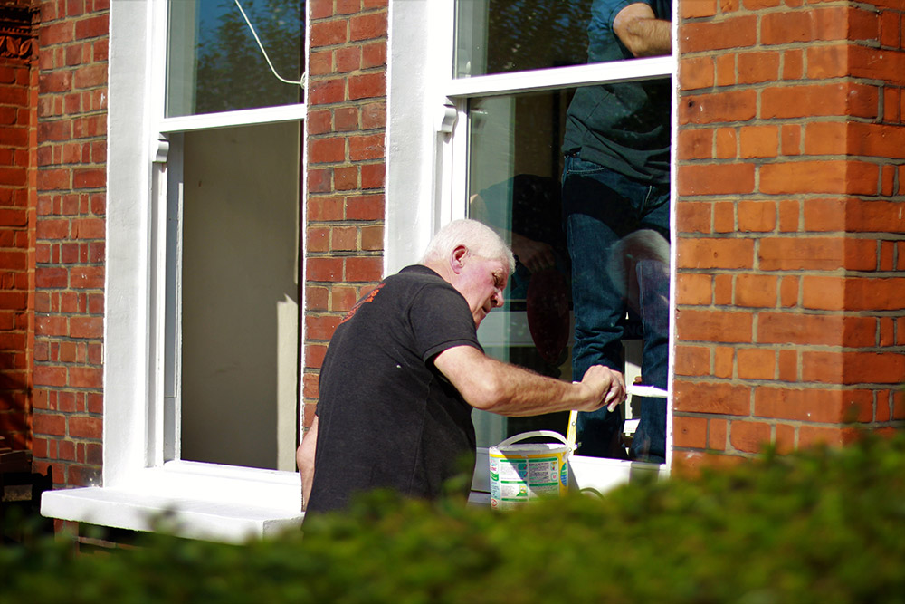 Experts at SJB Implementing Repairs & Replacements for Sash Windows
